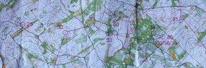Map: Czech Ultralong Distance Championship