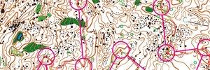 Camp Zlatni pyasatsi 12-2020 - TT #9 Circle map - no compass