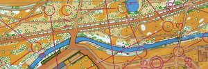 Map: Sprint, Relay and Club Championship
