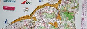 Map 2: 4. und 7. an der WOC!