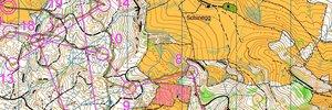 Map: Selectionrace 1&2