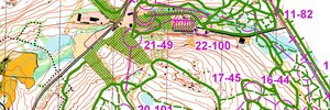 IOF Ski-O World Cup Final Middle distance M21 