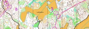 Map 2: �Nordische Meisterschaften und Weltcupauftakt