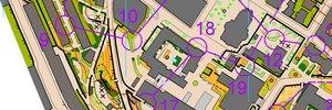 Norwegian Championships Sprint 2016: H21