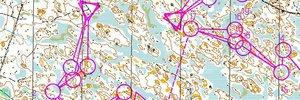 Uppsala träningshelg OL Intervals