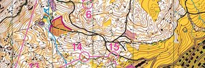 Junior World Orienteering Championships Middle Qualification