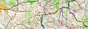Map 2: OO`Cup en Slovénie - Etapes 4 et 5