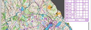 JWOC test Norway Langdistance
