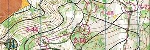 Map: Bronze an der Nacht-OL SM