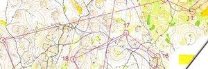 Map 3: Karst master (?)