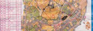 Map: Where do I begin / L sprint un garaj /