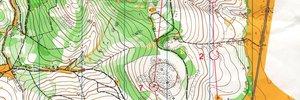 Map 2: 10Mila Vorbereitung, WOC Vorbereitung und Postas Cup