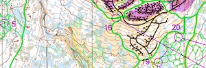 World Ski Orienteering Championships Long 2015 - M21