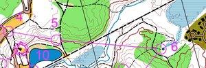 Stratton Brook Sprint 1