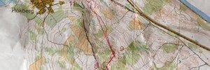 Map: European Champs 2012 Mora – Qualification races