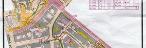 Stadisprintti 2019, aamupäivä, Vallilan teollisuusalue