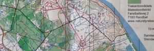 Map: Danish Championships spring 2012 – Mr. Silver
