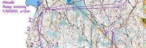VM-läger Norge Pass 6
