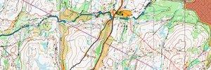 Map: WM Bronze in Norwegen