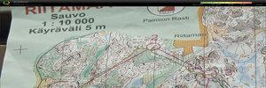 Map: Karten: TL und NOC in Finnland