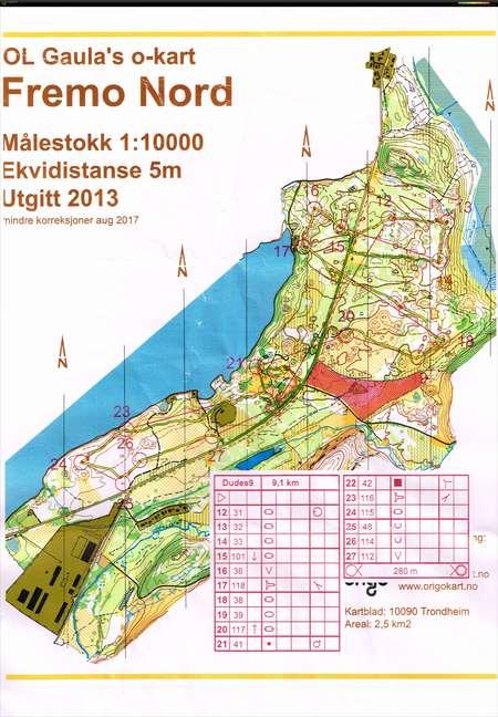 kart over mossemarka Jukola testløp del 2   May 30th 2018   Orienteering Map from  kart over mossemarka
