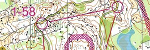 Jukola Training 1 - part 1