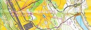 Map 2: Orienteering e fango ai Boschi di Carrega (PR)