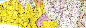 Map: Trentino und Emmental
