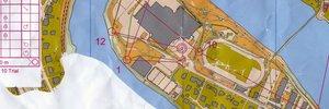 Map 7: Træningslejr i Trondheim