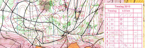 Map 2: Tredje lag an der Treslag
