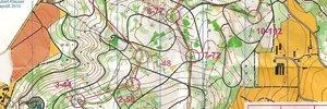 Map 3: Gold an der Nacht-OL SM