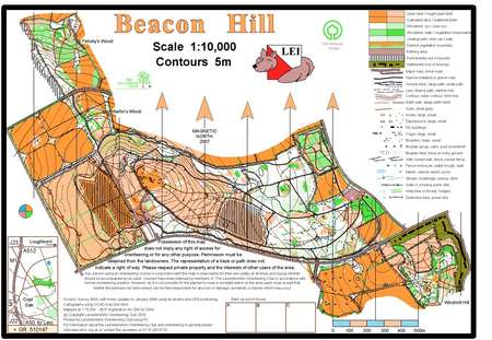 map beacon hill images
