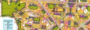 Map: Orienteering LIVE!