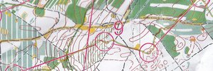Jozefow Night training, new map by Tadzio:D