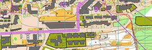 With Map in Tarnovgrad, WRE Sprint