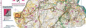 International Orienteering Meeting Arraiolos 2020- WRE middle MELITE