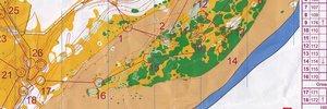 Map 12: Rückblick Weltcup und Sprint The Bay
