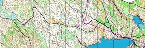 Map 2:  Weltcup Norwegen: 8. und 6. Rang