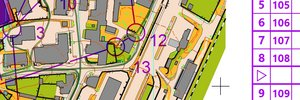 Granskningsløp sprint, Latvia