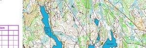 Lillomarka Nord-Sør 10km fellesstart Del 1