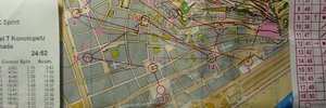 Map: WUOC Sprint