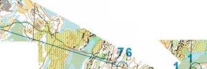 Landslagssamling Strömstad - Stafettøkt drag 2