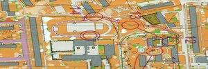 Map 2:      Karten und Fotos von der WM, dem Weltcup und der WUOC