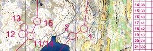 Map 5:  VM-samling i Trondheim