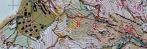 Orienteering in Val Rosandra Gara Regionale Middle