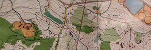 Blue Hills Traverse 2015 Map 1