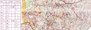 Map: Campionato Veneto middle - Cansiglio (BL)