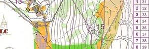 Map 2:  WM-Gold erfolgreich verteidigt!
