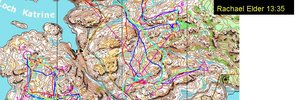 Map: 18 leaps closer to Granåsen