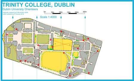Trinity College Dublin Irish Colleges Campus Sprint Series Irish